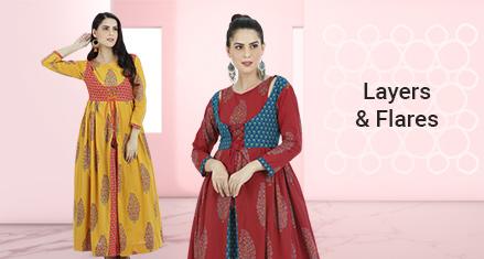 Pick Any 1 Jacket Style Anarkali