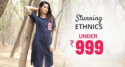 Ethnics Under 999