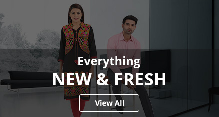 Everything New & Fresh